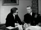 Lord Louis Mountbatten interview ENGLAND London The Admiralty INT Lord Louis Mountbatten of Burma interview re submarine names SOF will pass names to...