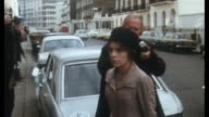 High court declares Lord Lucan officially dead November 1975 / FS071175017 Belgravia House where Lord Lucan and his family lived/ Lady Lucan from car...