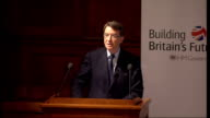 Lord Mandelson speech on 'New Industry New Jobs' policy framework Mandelson speech SOT The first is that today the UK Commission for Employment and...