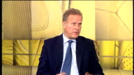 Lord Marland interview about his ECB chair candidacy More of Marland interview talking about the IPL League Twenty20 tournament international games...