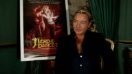 Flatley interview SOT jokes about man counting taps having had few pints of guinness on plans for St Patricks Day in New York talks of being a...