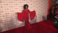 Lorraine Toussaint at The American Heart Association's Go Red For Women Red Dress Collection 2017 Presented By Macy's at Hammerstein Ballroom on...