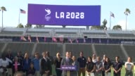 Los Angeles announces its intent to host the 2028 Olympics paving the way for Paris to host in 2024 in a deal hailed as a win win win for both cities...