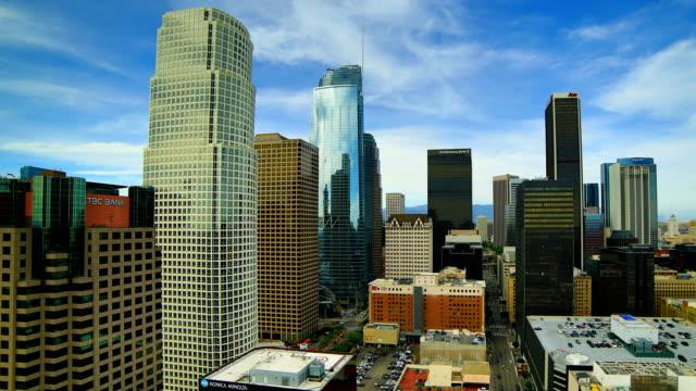 Los Angeles, CA time lapse 4K