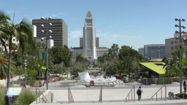 KTLA Los Angeles City Hall