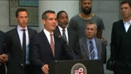 Los Angeles Clipppers Owner Donald Sterling was banned from the NBA and fined 25 million dollars after audio in which he said racist remarks was...