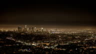 Los Angeles - Downtown at night