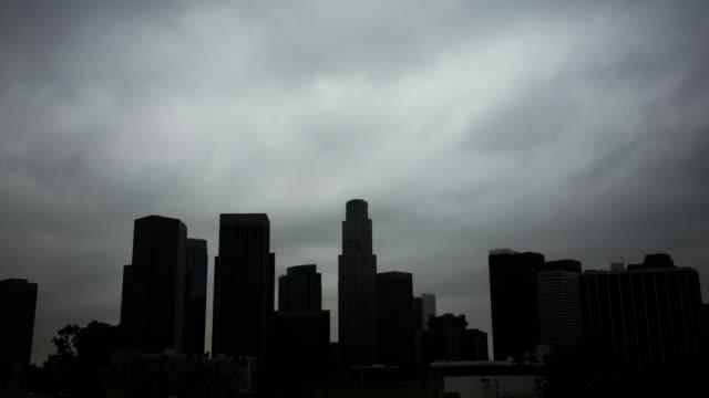 Los Angeles Storm - HD Video