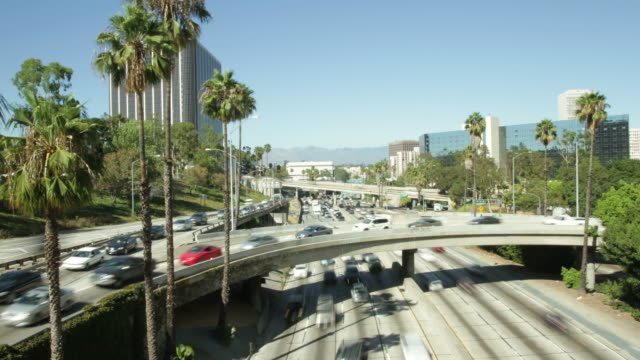 Los Angeles Timelapse HD