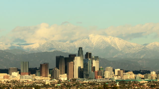 Los Angeles - Timelapse