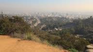 Los Angeles views, California