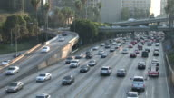 Los AngelesView of Freeway in Los Angeles United States