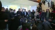 Los cuerpos de las primeras 140 victimas del accidente del avion civil ruso siniestrado en Egipto arribaron a Rusia donde comenzara su proceso de...