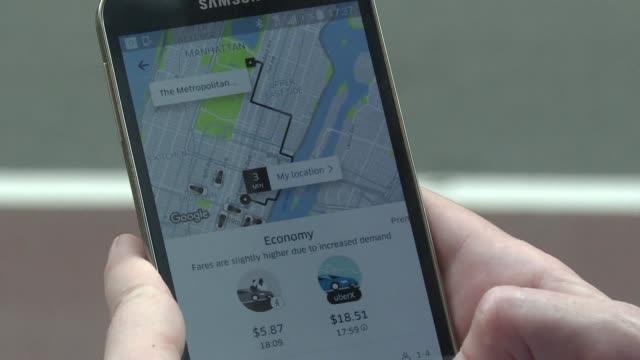 Los datos de 57 millones de usuarios de Uber en todo el mundo fueron pirateados a fines de 2016 segun el director general de la compania