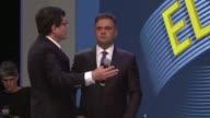 Los escandalos de corrupcion calentaron la campana electoral brasilena a un dia del balotaje en Brasil para el cual la mandataria Dilma Rousseff es...
