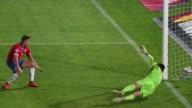 Los goles abundaron en los partidos de este lunes de la Copa America Bolivia derroto a Ecuador 32 y Chile y Mexico empataron 33