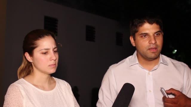 Los hijos de Ramon Fonseca uno de los fundadores de la firma panamena de abogados Mossack Fonseca implicada en el escandalo de los Panama Papers...