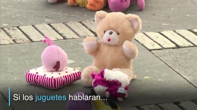 Los juguetes saben lo que le ocurre a los ninos