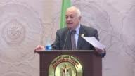 Los lideres de la Liga Arabe acordaron este domingo crear una fuerza militar conjunta para combatir a los grupos terroristas en la region