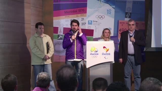 Los organizadores de los Juegos Olimpicos de Rio de Janeiro 2016 dijeron este jueves que los preparativos marchan sin atrasos aunque reconocen que la...