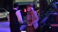 Lou Adler arrives for the first game of the Laker Season at Staples Center in Los Angeles in Celebrity Sightings in Los Angeles