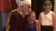 Lou Adler attends the Brooks Brothers holiday party with St Jude Children's Research Hospital at Brooks Brothers on Rodeo Drive on December 5 2015 in...