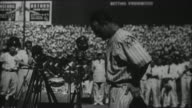 Lou Gehrig makes his famous farwell speech He declares 'I consider myself to luckiest man alive' / United States / AUDIO