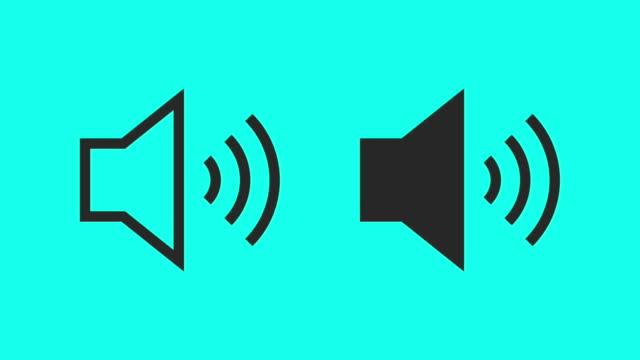 Loudspeaker - Vector Animate