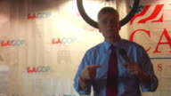 Louisiana Congressman and Republican Senate candidate Bill Cassidy talks about the power of the Open Primary in Louisiana