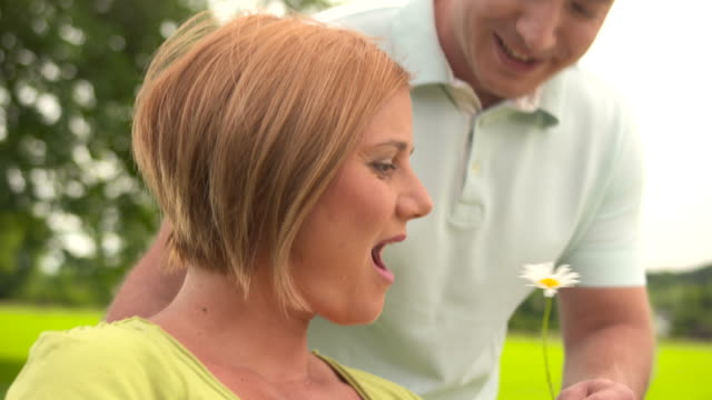 HD: Loving Husband Surprise Her Pregnant Wife