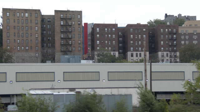 Low Income Public Housing Projects - South Bronx NYC
