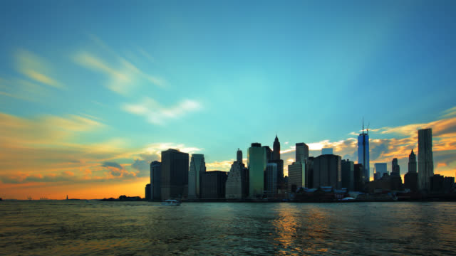 Lower Manhattan Skyline,NYC