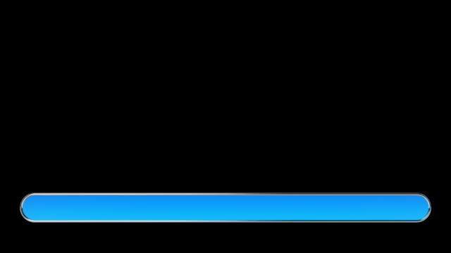 Lower Third - Blue 1080p