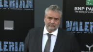 Luc Besson at the 'Valerian and the City of a Thousand Planets' World Premiere at TCL Chinese Theatre on July 17 2017 in Hollywood California