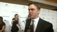 INTERVIEW Luc Robitaille on representing the Kings here tonight on supporting this event on how he advises his children at 30th Anniversary Sports...