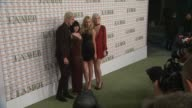 Lucky Blue Smith Pyper America Daisy Clementine and Queen Starlie of The Atomics at La Mer Celebrates 50 Years of An Icon at Siren Studios on October...