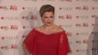 Lucy Lawless at The American Heart Association's Go Red For Women Red Dress Collection 2017 Presented By Macy's at Hammerstein Ballroom on February 9...