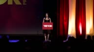 SPEECH Lucy Liu speaks about the rate of suicide and how each of the people in crisis can reach out to more than 400 highly trained volunteers for...