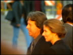 Luis Llosa at the 'Anaconda' Premiere at the Mann Village Theatre in Westwood California on March 15 1997