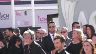 Luke Bryan arriving to the 52nd Academy Of Country Music Awards in Celebrity Sightings in Las Vegas