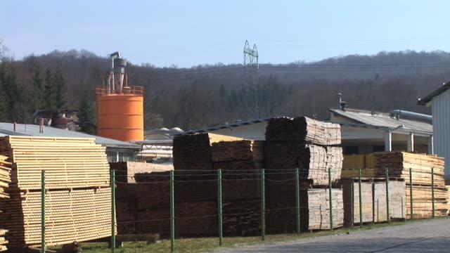 HD: Industria forestale
