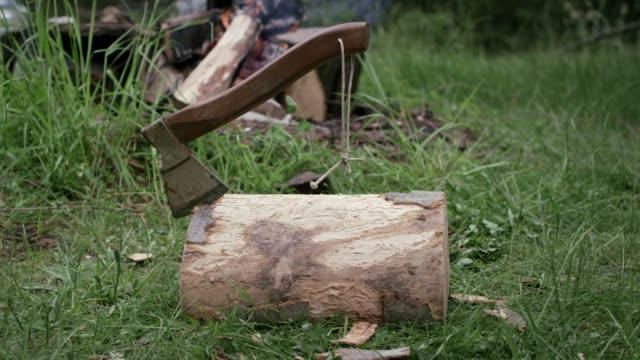 Lumberjack equipment