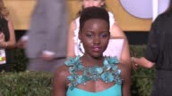 Lupita Nyong'o at 20th Annual Screen Actors Guild Awards Arrivals at The Shrine Auditorium on in Los Angeles California