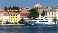 HD: Luxurious yacht