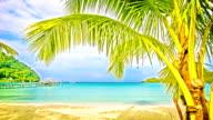 Luxury beach