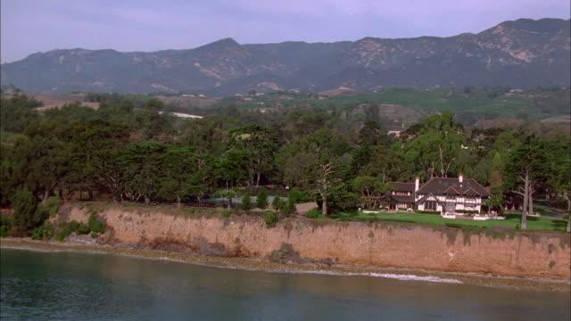 Luxury home on the coast of Malibu, California. Available in HD.