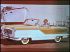 'Luxury in Miniature' is an ultrarare American Motors promotional short for the 1961 Metropolitan It was made for AMC salesmen The messages subtly...
