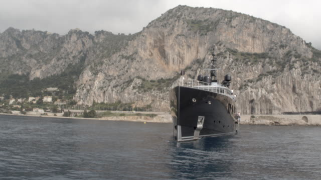 Luxury Super Yacht / Monte Carlo, Monaco