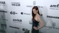 Lydia Hearst at amfAR's Inspiration Gala Los Angeles 2015 in Los Angeles CA