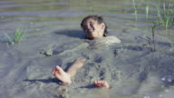 Lying in the Muddy Water